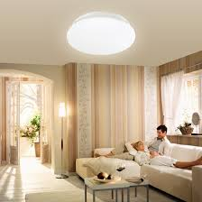 Round 40w Led Ceiling Light Fixture L Bedroom Kitchen | lighting ever super bright 40w dimmable led ceiling lights 2800lm