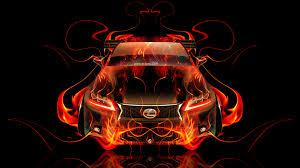 2016 lexus gs f wallpaper lexus lfa fire abstract car 2014 el tony