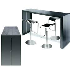 table haute cuisine table haute metal table haute bois et metal table haute metalique