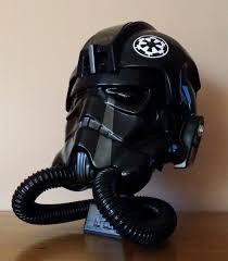 rs u0027hero 3 u0027 tie fighter pilot helmet my collection of star wars