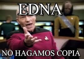 Edna Meme - edna picard wtf meme on memegen