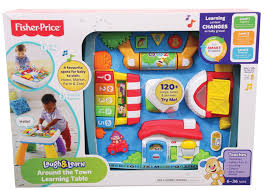 fisher price around the town learning table fisher price around the town learning table mr toys toyworld