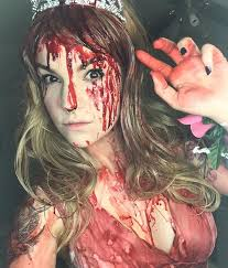 Carrie Halloween Costume 29 Spine Chilling Halloween Costumes Diy Scary Cheap
