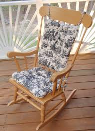 Rocking Chair Cushion Sets For Nursery Cushion Soft And Smooth Rocking Chair Cushion For Classic Chair