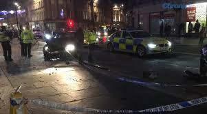 north east news recap large police presence on newcastle u0027s