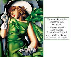 Tamara De Lempicka Art by Tamara De Lempicka U201cla Regina Dell U0027art Déco U201d Parte Terza Sul