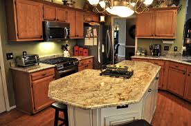 kitchen island white appliances flossy bordeaux granite countertop with luxury