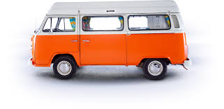 volkswagen orange mr orange o u0027connors vw campervan hire