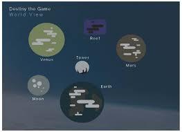 Destiny Maps Destiny Vollständige Maps Aller Ghosts Und Beutekisten