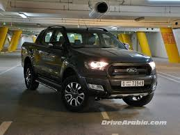 ford ranger 2017 interior first drive 2016 ford ranger wildtrak in the uae drive arabia