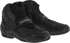 mens motorcycle riding shoes alpinestars smx 1r vented street riding motorcycle boots mens all