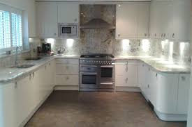 Marble Subway Tile Kitchen Backsplash Granite Countertop Craft Made Kitchen Cabinets White Marble
