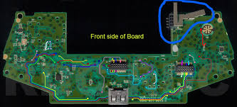 pcb what type of antenna does the xbox one controller use and