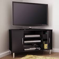 light wood corner tv stand amazon com visions collection tall corner tv stand kitchen dining