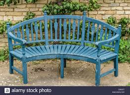wooden garden bench stock photos u0026 wooden garden bench stock