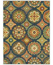 Shaw Living Medallion Area Rug Spanish Style Area Rugs Shaw Living Neo Abstracts 14400 Sundial