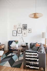 Midcentury Modern Living Room - how to create a mid century modern living room