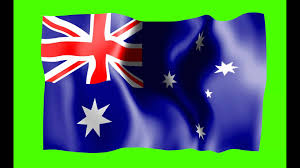 Austrslia Flag Australia Flag Green Screen Animation Free Royalty Footage Youtube