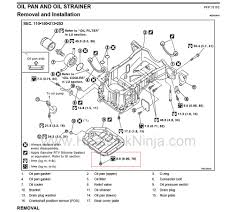 nissan altima 2005 leaking oil oil pan bolt torque specs my350z com nissan 350z and 370z