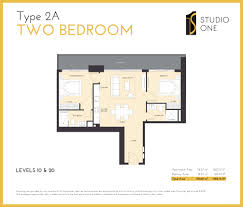 Marina Square Floor Plan Studio One Apartments In Dubai Marina By Select Properties