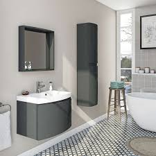 feature tiles bathroom ideas 8 reasons why a monochrome bathrooms work victoriaplum