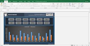 Free Excell Templates Invoice Tracker Free Excel Template For Small Business