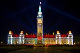 night lights watch tower canada lights parliament hill living room