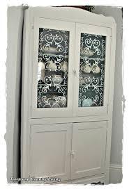 glass cupboard doors stenciled glass cabinet doors glass cabinet doors stenciling