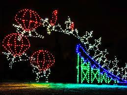 magic of lights daytona international speedway
