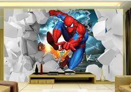 new custom 3d beautiful dynamic children s room tv wall mural 3d see larger image