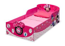 delta minnie mouse toddler childrens disney home design bed