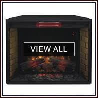 Infrared Heater Fireplace by Portable Electric Fireplaces U0026 Patio Heaters From