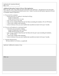 Property Information Sheet Template Tenant Information Form Tenant Rental Application Form To Rent