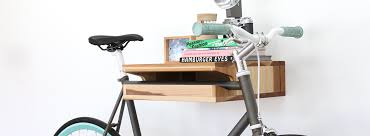 Diy Bike Desk Bicycle Storage Solutions Momentum Mag