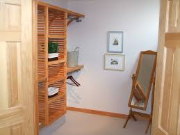 Closet Shelving Systems John Louis Home Solid Wood Shelving System For Bedroom Closet