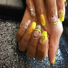 40 yellow nail art ideas nenuno creative
