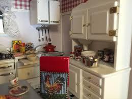 1950s Kitchen Furniture 1950s Kitchen Nana U0027s Dollhouses And Miniatures