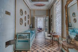 the pearl of europe palace interiors of kuskovo estate russia