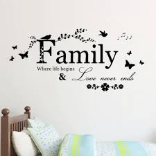 Love Quotes For Wedding Speech by Sticker Mural Picture More Detailed Picture About Art Family