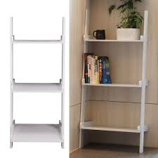 Narrow Bookcases Uk by Leaning Bookcase Ebay