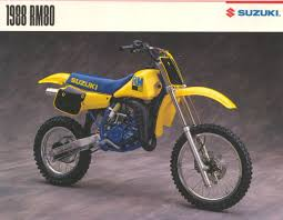larry ward suzuki rm 250 cc ama motos oficiales mx pinterest