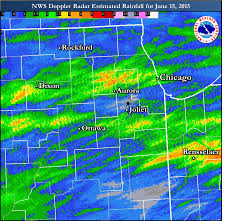 Aurora Illinois Map by June 15 2015 Heavy Rainfall Brings Flash Flooding Ef 1 Tornado