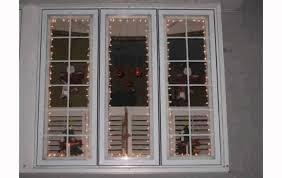 how to hang christmas lights in window christmas window lights youtube