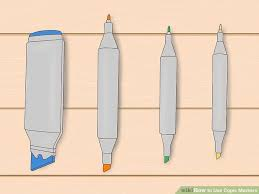 4 ways to use copic markers wikihow