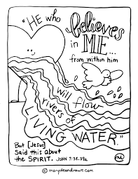 mature coloring pages i u0027m praying a new prayer rivers of living water printable