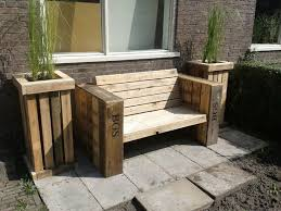 Garden Wooden Bench Diy by 551 Best Recycling Garden Ideas Images On Pinterest Home