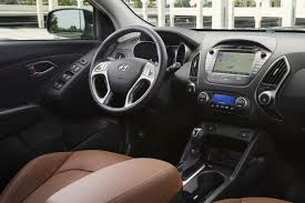 hyundai suvs 2014 2014 hyundai tucson car review autotrader