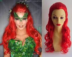Poison Ivy Halloween Costume Ideas 25 Poison Ivy Wig Ideas Red Wigs Poison Ivy
