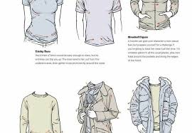 t shirts sweaters and coats text clothes how to draw manga