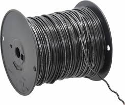 southwire black electrical wire mscdirect com